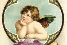 Les anges ... Cherubs