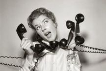 Dring ! Dring! Allo ? ... Vintage telephone, Pronto !