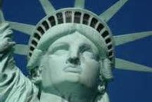 Statue de la Liberté ... Statue of Liberty  NY