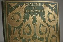 Oscar Wilde book covers, title pages and rare editions / The most beautiful books by or about Oscar Wilde