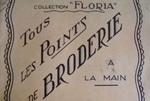 Points de broderie ... Embroidery stitches