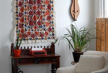 Creative Interiors / Arty pieces for the home