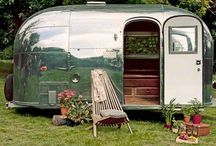 caravans / Someday I would love to have an airstream and hit the open road! / by sarah hahn