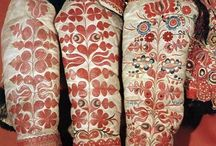 Textile Heritage & Pattern Origins / Textiles, historical patterns, embroidery, fibre
