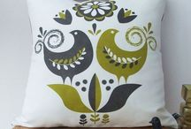 Pillow Play / Playing with pillows, upholstery and fabric fantasies!