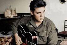 Elvis Presley / by Rose Cunningham