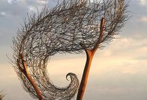 Art and Sculpture - Creative  Muse / Art, Sculpture and dreaming the creative muse, bringing imagination to life..