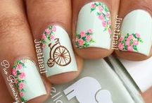 You are my spring / Celebrate spring with beautiful fresh shades and pretty pastels!