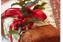 Karácsonyi ételek, sütik és italok
