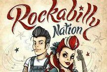 Pin up & rockabilly