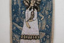 Textile Surface Art
