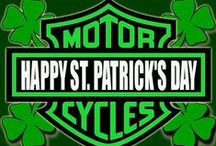 Harley St. Patty's Day / Happy St. Patrick's Day from everyone at San Diego Harley Davidson! :) We hope your day is full of food, fun, family, friends and good times! Be safe & have a blast!!
