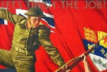 Canadian Recruiting and Home Front Posters / by Boyd Jahnke
