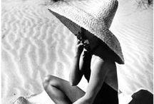 SUMMER / MODA, BEACH, FASHION, BIKINIS, PEINADOS