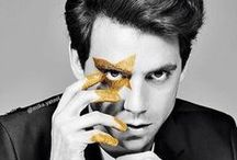 ❤️ MIKA ❤️ / Pictures of an angel in human form called Mika