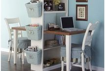 Huis en inrichting / Creatief met hout, metaal en andere dingen die je vaak al in huis hebt!