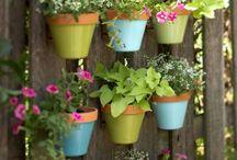 Het buitenleven / Leuke ideeën voor de tuin