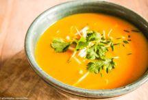Gezonde gerechten om zelf te proberen / Allerlei gerechten die zoveel mogelijk natuurlijk en suikervrij zijn...