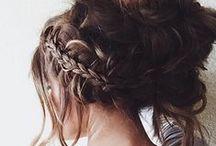 włosy <3