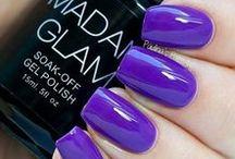 Madam Glam - Soak Off Gel / Madam Glam's hottest soak-off gel colors! 5-free. Vegan. Cruelity-free. Check out more amazing colors on https://madamglam.com/