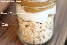 Ontbijt / Heerlijke, gezonde ontbijt-ideeën...
