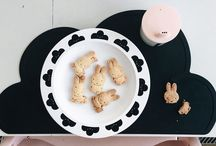 Tableware Design and Table Decor / Tableware design, table decor, table setting ideas for kids