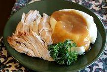 Recipe Binder--Meal Ideas / by Heather B.
