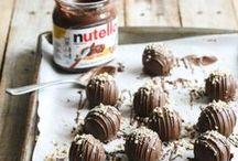 Yummy Desserts / by Meghan Cooper @JaMonkey