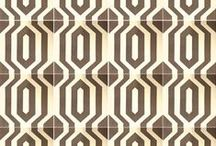 Hacienda Design Studio, LLC / Exquisitely hand crafted cement tiles with an innovative, modern aesthetic.... / by HarlemAtelier
