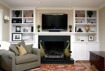 Interior Design Inspiration / by Precious Henshaw