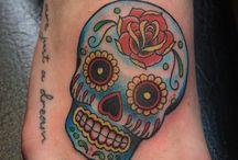 Tattoos. / by Sarah Waxler