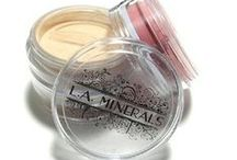 L.A. Minerals - Mineral Makeup and Eye Looks / A sampling of the products we sell at http://www.laminerals.com, along with eye looks and tutorials.