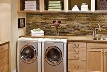 laundry room / by Tamra Hurst O'Pry