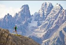Workout Ideas - Trail Running / All images pinned to this board are displayed solely for instruction, research, and/or discussion and commenting. The purpose and character of this board is for nonprofit educational purposes only. / by Paula Ring