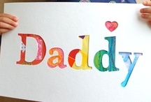 June:  Father's Day / Crafts, Activities, Decor, & Treats / by April Hunt