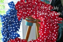 July:  4th of July / Crafts, Activities, Decor, & Treats / by April Hunt