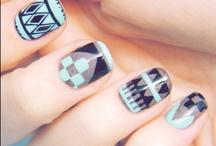 nail designs / by Ella Robles
