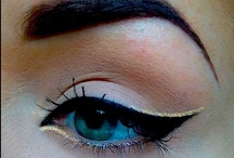 make-up / love these(: / by Ella Robles