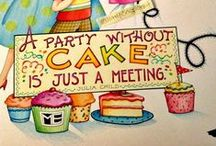 PARTY IDEAS  *<] : ) / by Deb Acker