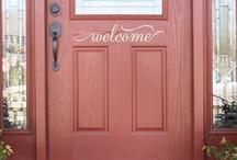 For the Home / by Lynn Ratajczak Stelmack