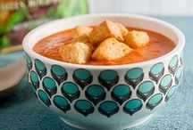 Soups On! / by Meghan Cooper @JaMonkey