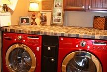 Laundry - Wäscheraum