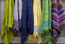 Shawls and such… / by Laura Briedis