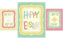 easter 2 / by Vicki Hiedeman-Megredy
