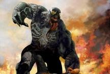 MAVERL COMIC Heroes & Villains //
