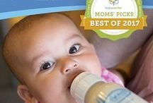 Baby Bottles and Accessories / A complete line of bottles and accessories to help moms and dads conveniently clean, store and prepare their Dr. Brown's baby bottles.