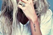 Tattoos & Piercings  / by Bri Burrell