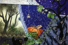 Crazy Quilting <3 / Crazy Quilting / by Kathy Staples
