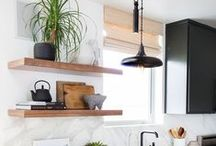 Kitchen Designs / Kitchen designs, kitchen decor and amazing before and after transformations. This board is all things kitchen inspiration!