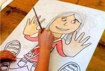Kid Craft Ideas / by Heather B.